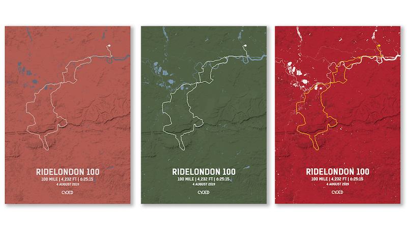 Cyced colour options